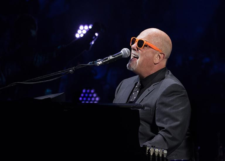 "Turn Back Time: Billy Joel's ""Piano Man"""