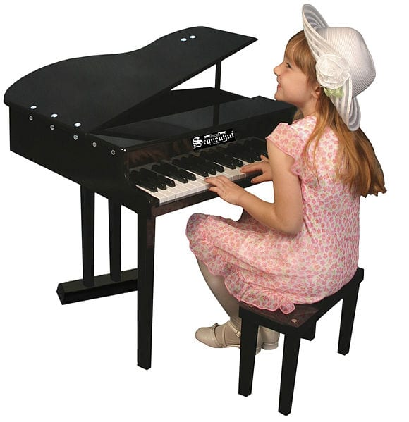 Toy Pianos as a Portable Instrument for Classical Pianists
