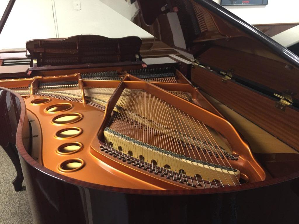 Dave's Piano Showroom Impressive New Arrival: Bosendorfer 214 Semi-Concert Grand