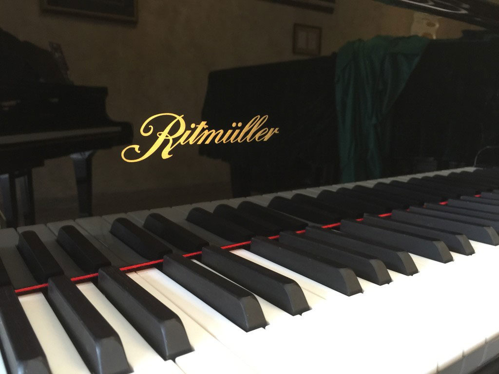 Dave's Piano Showroom Impressive New Arrival: Ritmuller = Affordable Luxury