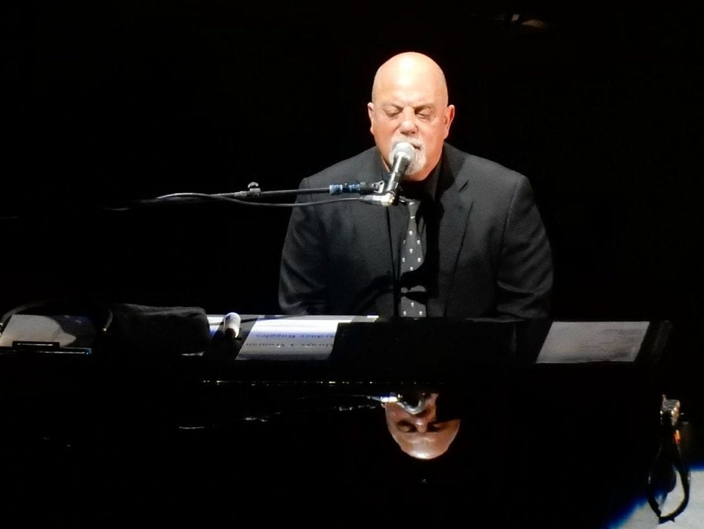 The Legend of the Piano Man