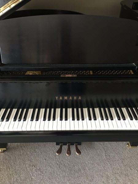 Yamaha baby grand 5800 dave 39 s piano showroom for Yamaha pianos tampa