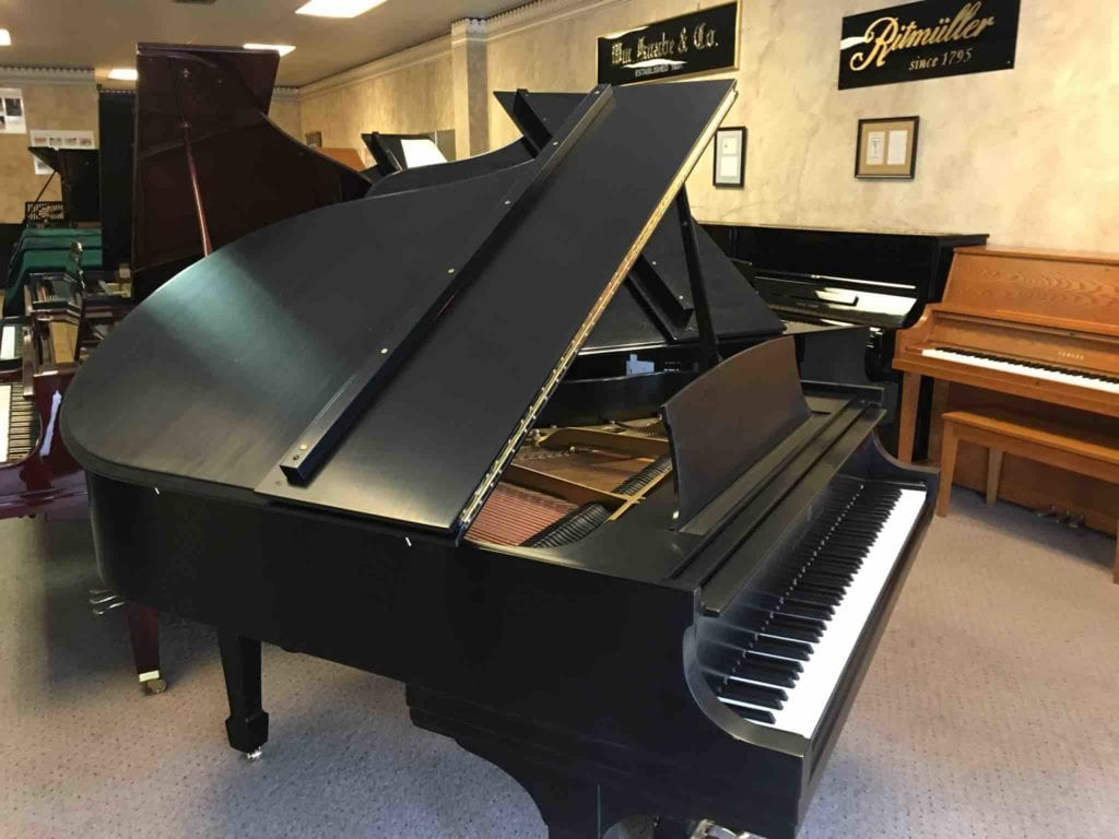 Like NEW STEINWAY & SONS Grand Piano