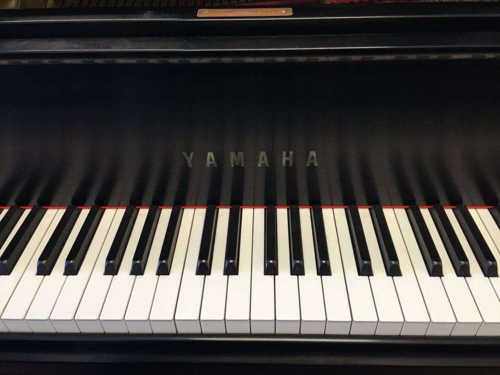 Incredible Yamaha C7 Semi Concert Grand Piano Non Gray