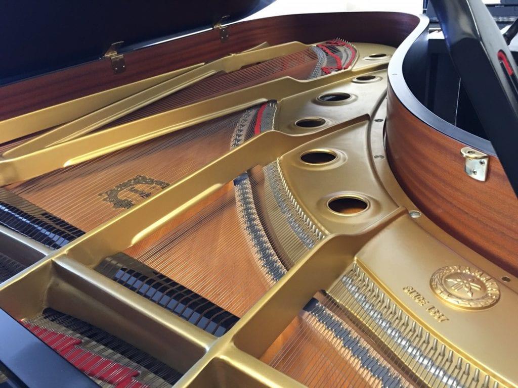 Incredible YAMAHA C7 Semi Concert Grand Piano | NON Gray Market Yamaha!
