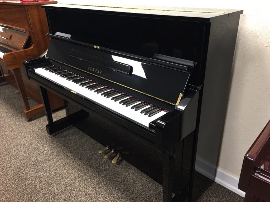 Yamaha u1 professional series one owner non gray for Yamaha u1 professional upright piano