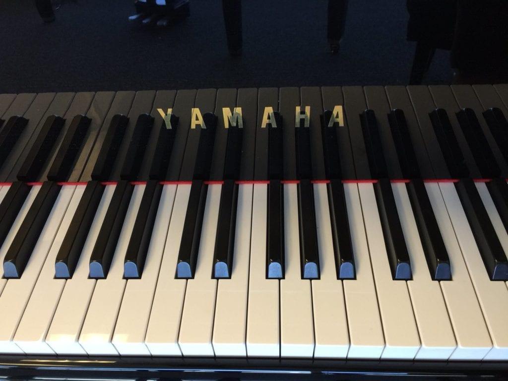 "5'3"" Yamaha Baby Grand Piano - Non Gray Market, One Owner!"