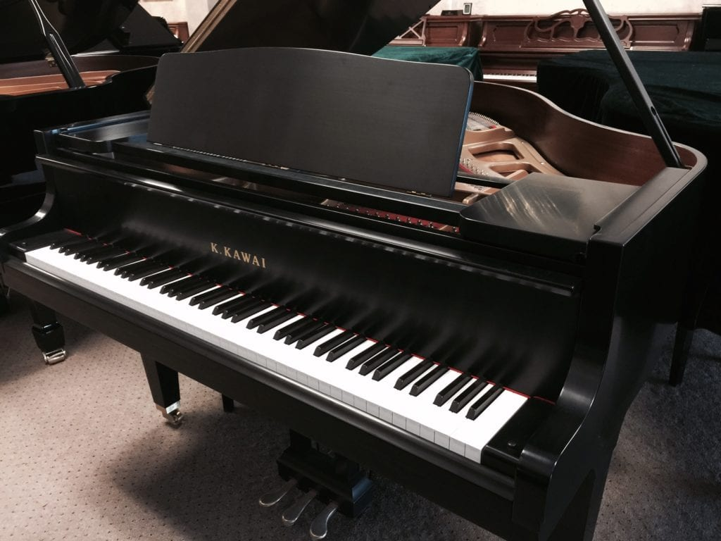 Yamaha Baby Grand Piano Finishes