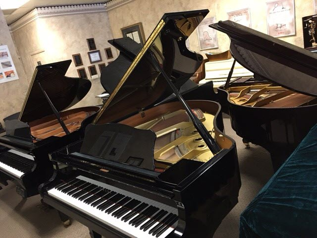 YAMAHA DISKLAVIER PLAYER GRAND PIANO | One Owner - Non Gray Market! - $9,800