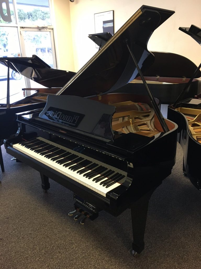 KAWAI RX-2 GRAND PIANO with PianoDisc Player System