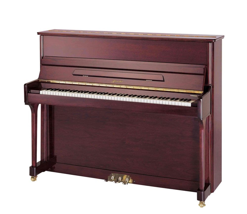 Digital Baby Grand Piano >> Ritmuller Upright Pianos Classic UP121RB - Dave's Piano ...