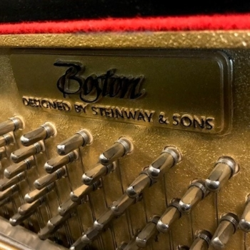 Steinway & Sons' Boston Professional Piano