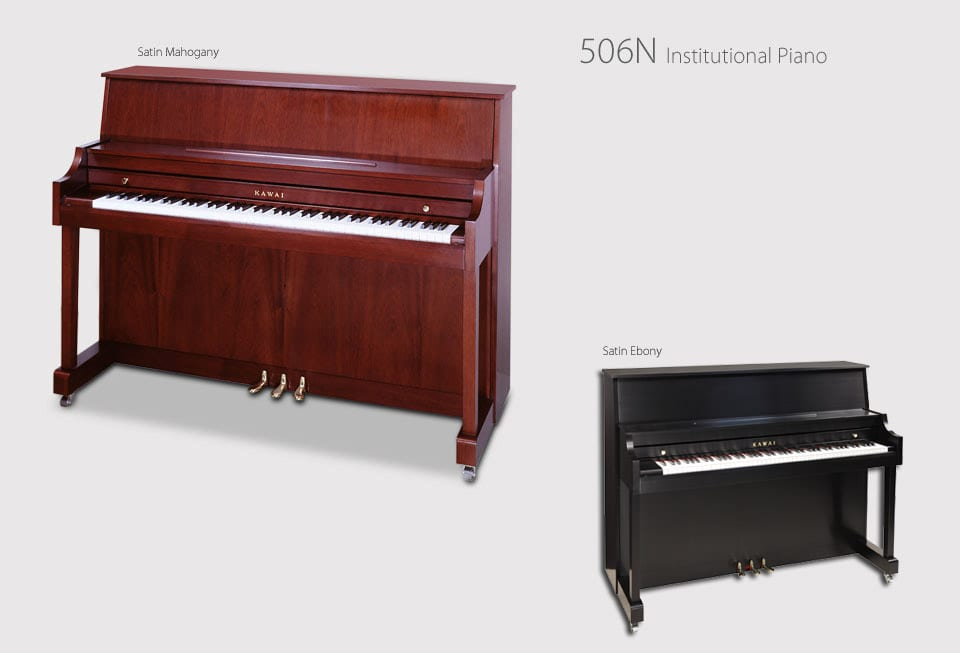 506N Institutional Upright Piano