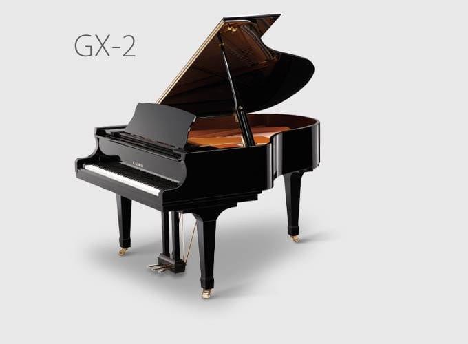 GX-2 Blak Classic Salon Grand Piano
