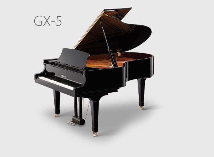 GX-5 Blak Chamber Grand Piano