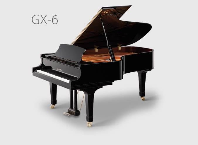 GX-6 Blak Orchestra Grand Piano