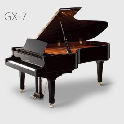 GX-7 BLAK SEMI-CONCERT GRAND