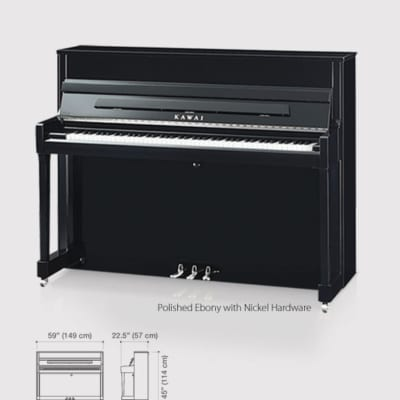 K-200 Upright Pianos