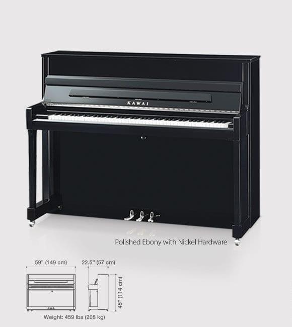 K-200 Upright Pianos