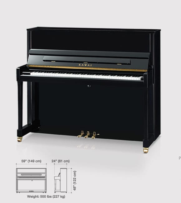 K-300 Upright Pianos