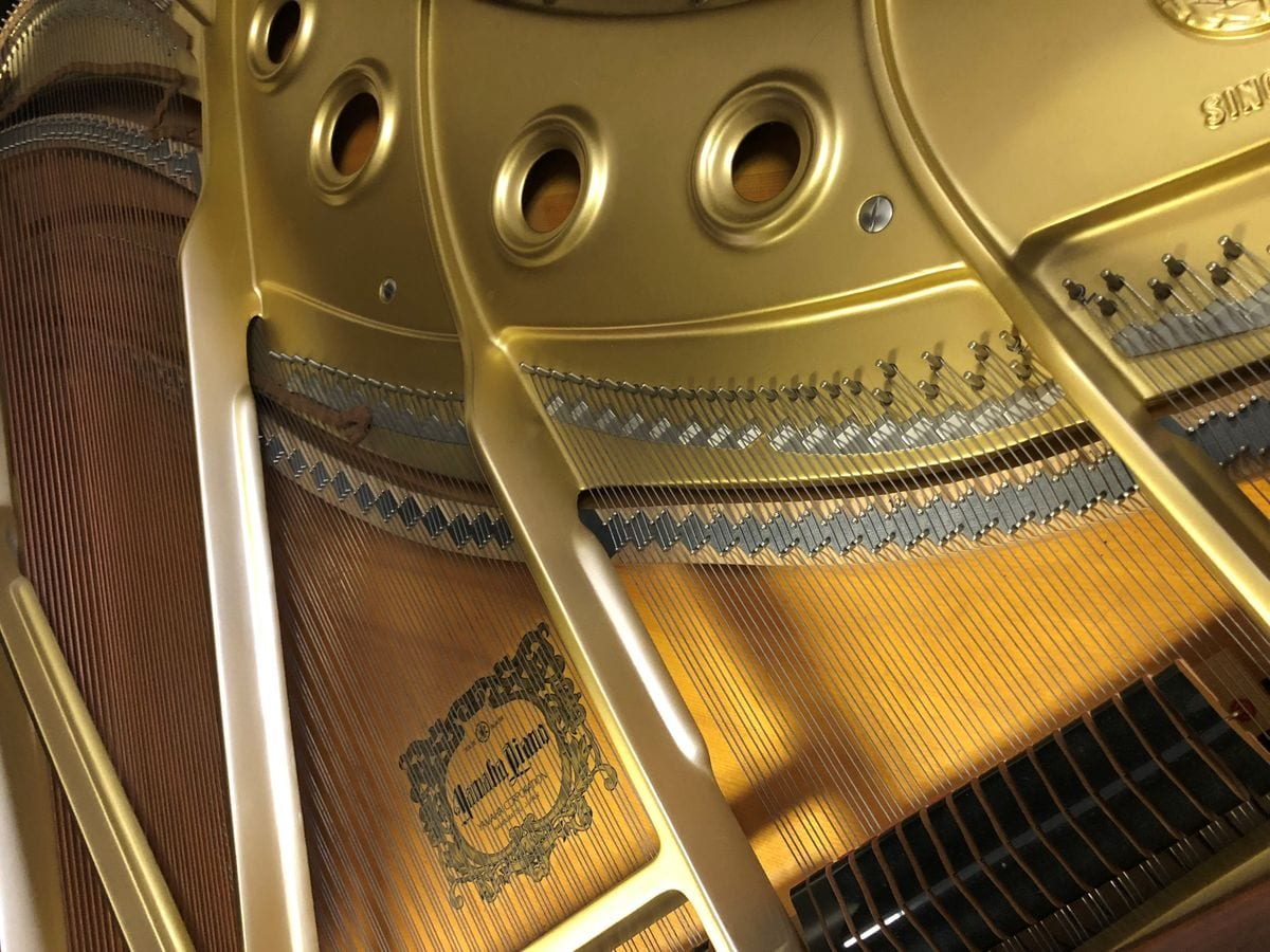 Beautiful YAMAHA C3 Grand Piano