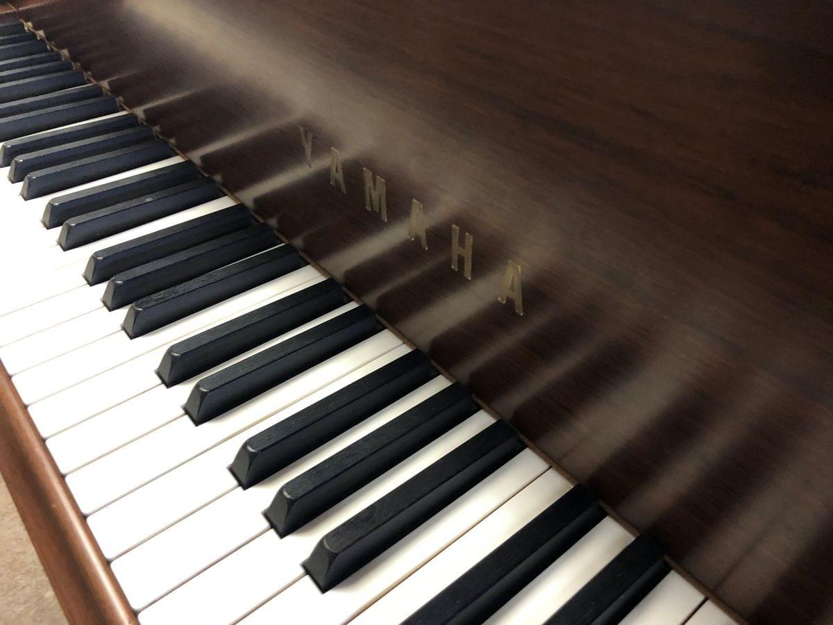 """Yamaha C3 6'1"""" Grand Piano"""