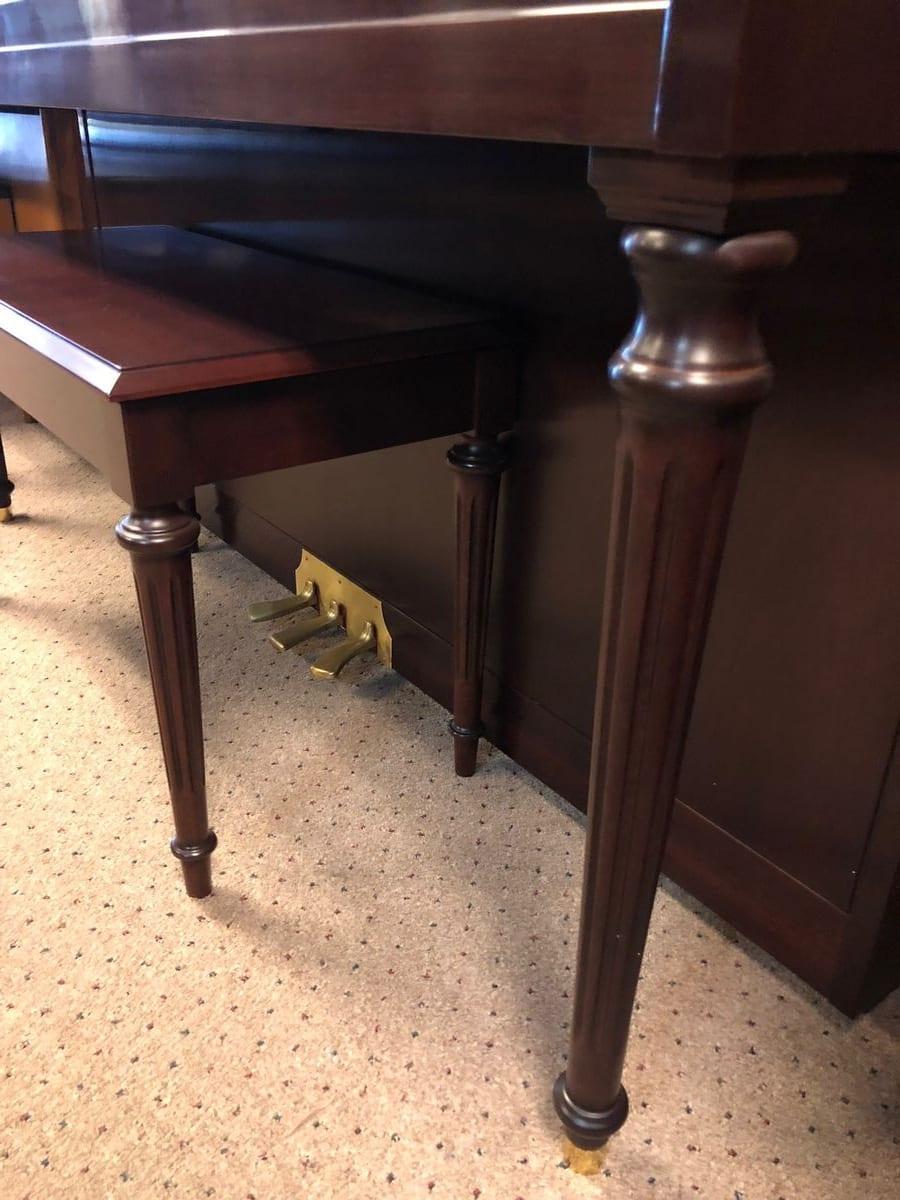 Like New Yamaha Vertical Piano Used Less Than 5 Years