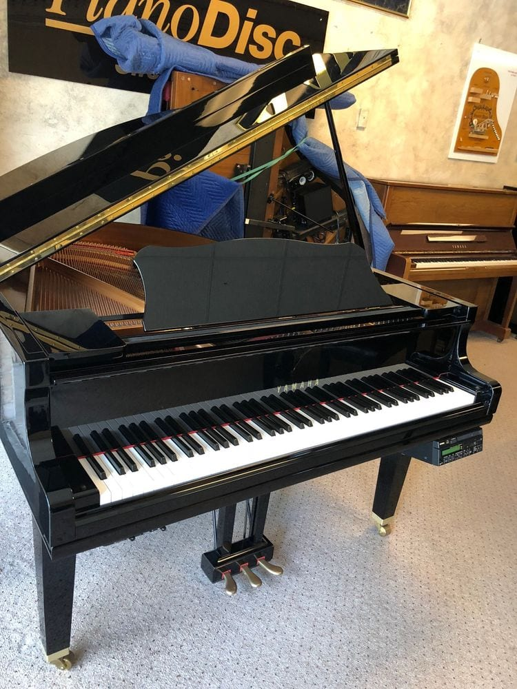 Purchased NEW in 2006 - YAMAHA GC1 Disklavier with Silent System! -$11,900