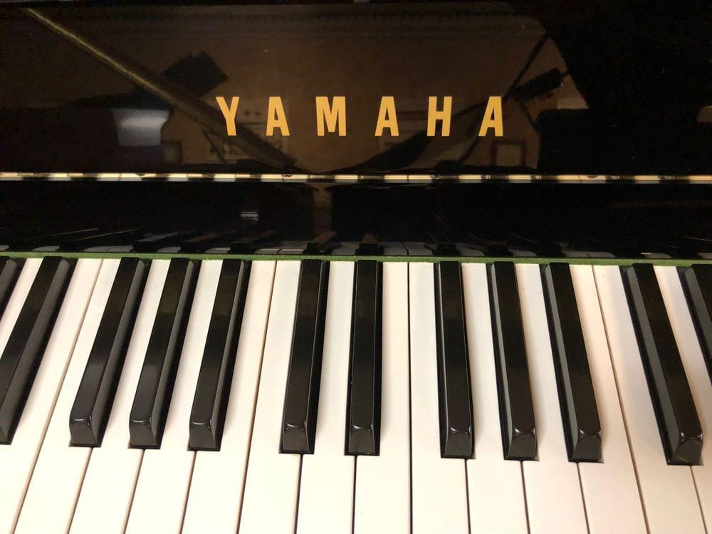 Yamaha Upright Piano - Non Gray Market