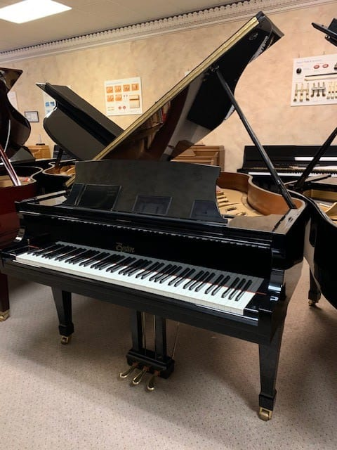 """5'10"""" Steinway & Sons Designed Boston Grand Piano w/iPad Player – One Owner"""