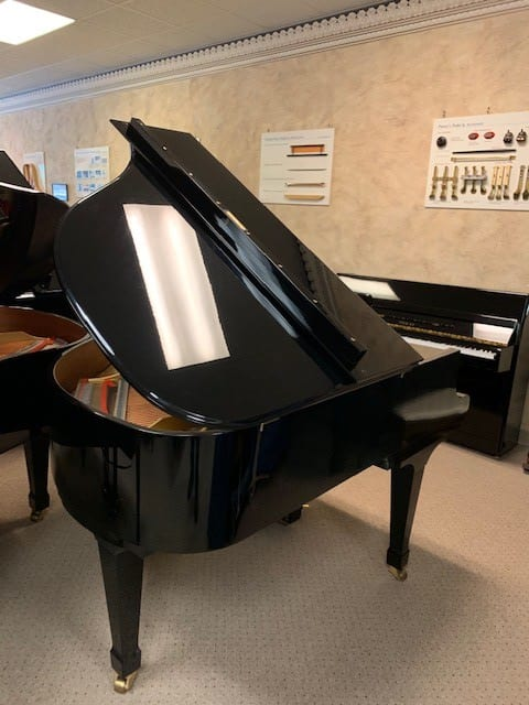 "Kawai 5'5"" RX1 Baby Grand Piano - Original Tampa Owner Downsized - just $9500!!!"