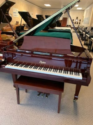 Beautiful Boston Baby Grand Piano - Like NEW only $8900!