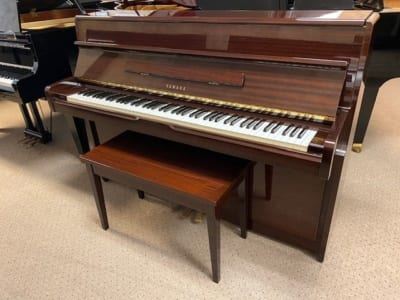 LIKE NEW YAMAHA VERTICAL PIANO - $2,950