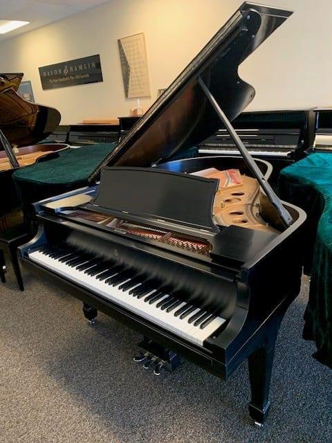 STEINWAY & SONS, Model O Grand Piano