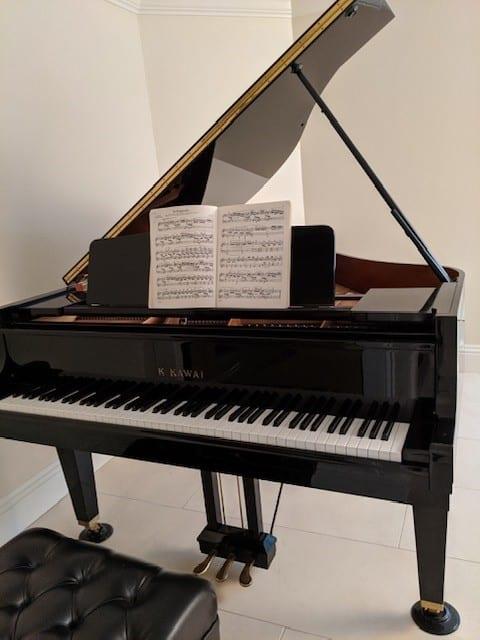 KAWAI BABY GRAND PIANO - Made in Japan - $6,500