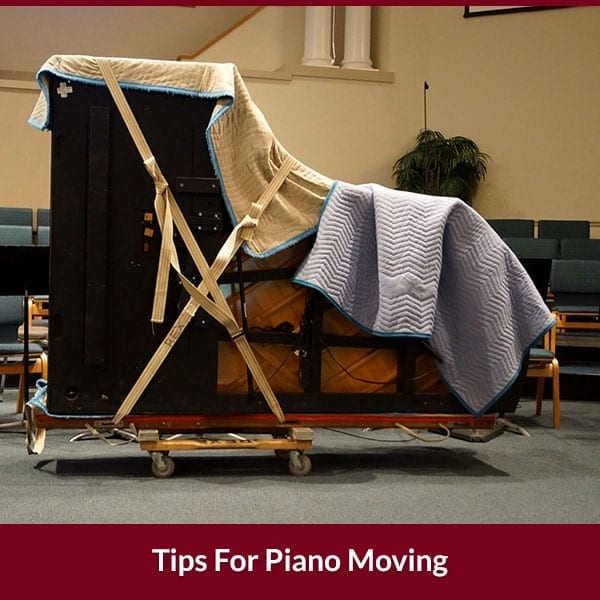 Tips for Piano Moving