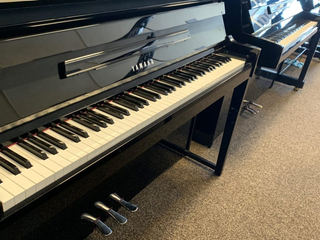 Like New YAMAHA Piano - Originally Over $6000 - Now Just $2950!