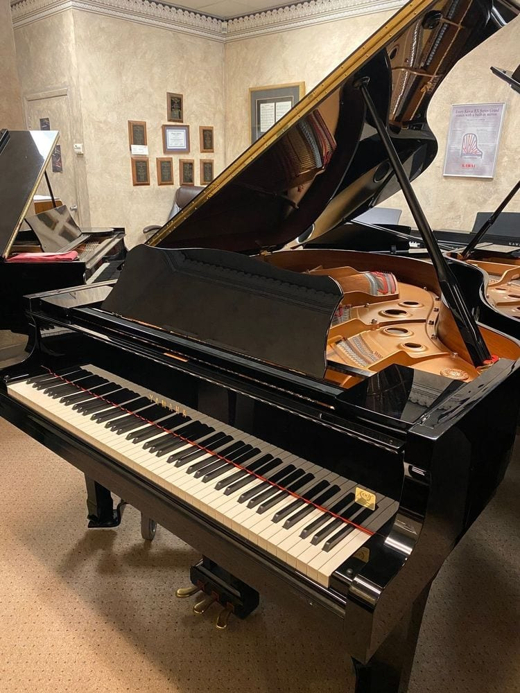 "Like NEW Yamaha 6'1"" C3 Conservatory Grand Piano - $16900"