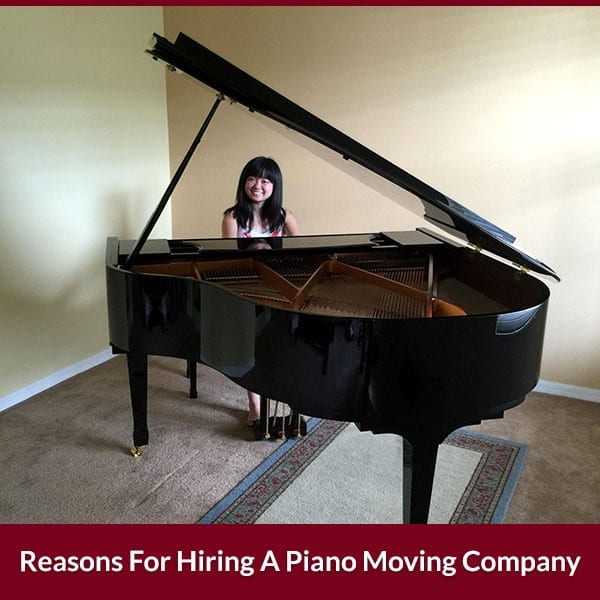 Reasons For Hiring A Piano Moving Company