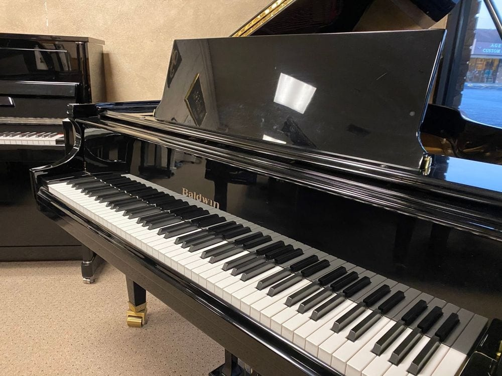 Baldwin Grand Piano With iPad, iPhone, Android Player System - $12500_01