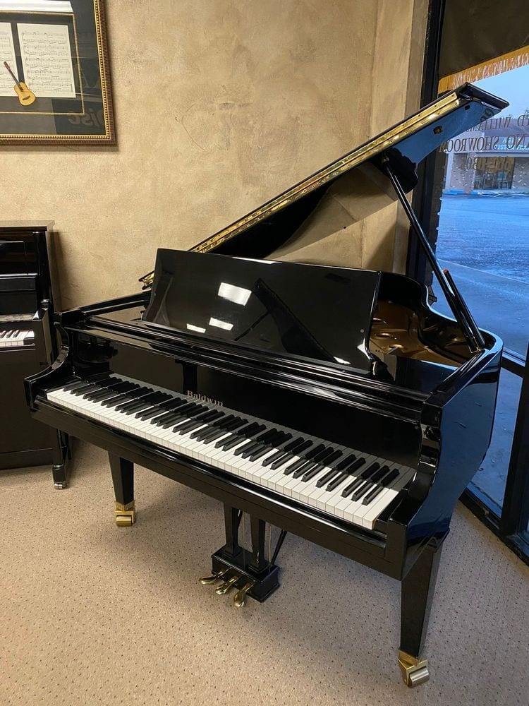 Baldwin Grand Piano With iPad, iPhone, Android Player System - $12500_02